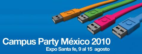 Ya a la venta boletos de Campus Party México 2010 - campus-party-mexico-promo1