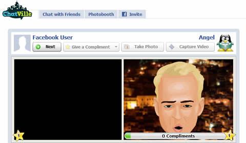 Video chat en Facebook con Chatville - chatville-chat-facebook