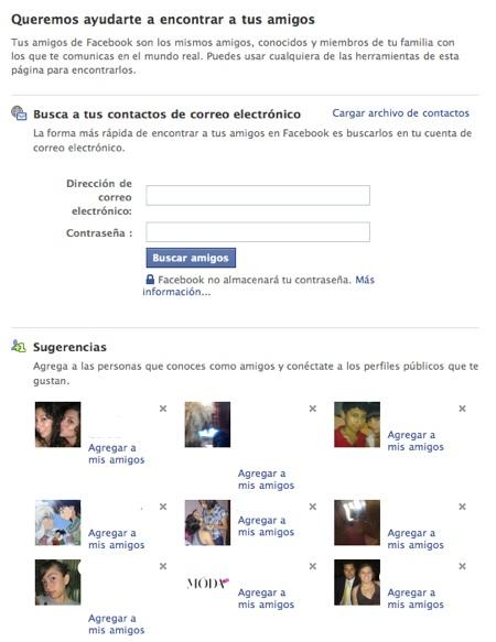 consejos uso facebook webadictos Nuevo en Facebook? Consejos de cómo empezar