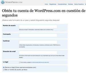 Cómo iniciar un blog en Wordpress o Blogger - empezar-blog-wordpress-blogger-3-300x254