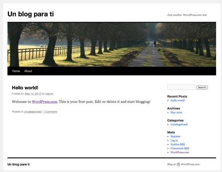 Cómo iniciar un blog en Wordpress o Blogger - empezar-blog-wordpress-blogger-5
