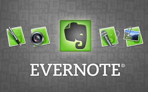 Escribe notas importantes con Evernote - evernote