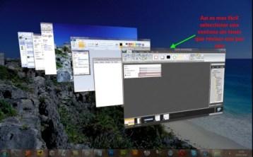 flip3d 4 Como crear el acceso directo de Flip 3D en Windows