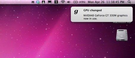 Controla las tarjetas gráficas de tu MacBook Pro i5 y i7 con gfxCardStatus - gfxcardstatus
