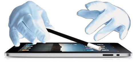 ipad magia La tecnología y la magia no están peleadas