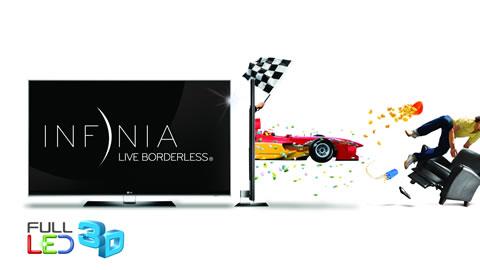 Televisores LG INFINIA, Sin Bordes, Sin Límites - lg-infinia