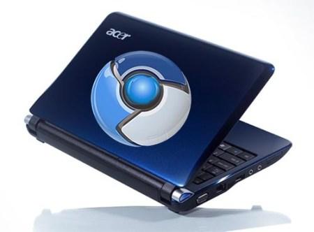 Acer anuncia nuevas netbook con Chrome OS - netbook-acer-chrome-os