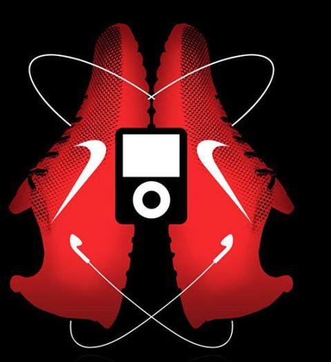 nike ipod Los Tenis musicales de Nike