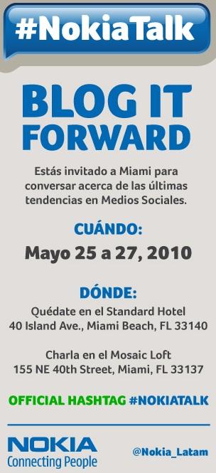 Evento Nokia Talk Miami - nokia-talk