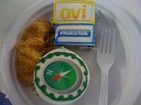 Reseña del #NokiaTalk Miami - nokiatalk-cupcake