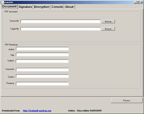 Proteger PDF con iSafePDF - proteger-pdf