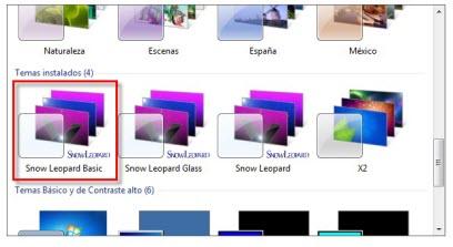 temas nuevos 4 Como instalar temas en Windows 7 no oficiales