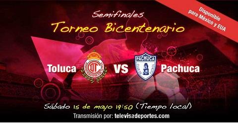 Toluca vs Pachuca en vivo Semifinales Bicentenario 2010 partido de vuelta - toluca-pachuca-semifinaesl-vuelta