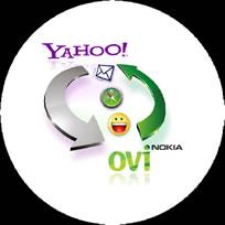 yahoo nokia Nokia y Yahoo! firman alianza
