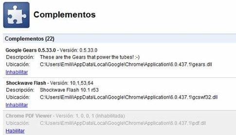 Google Chrome añade visor de archivos PDF integrado - ChromePDF