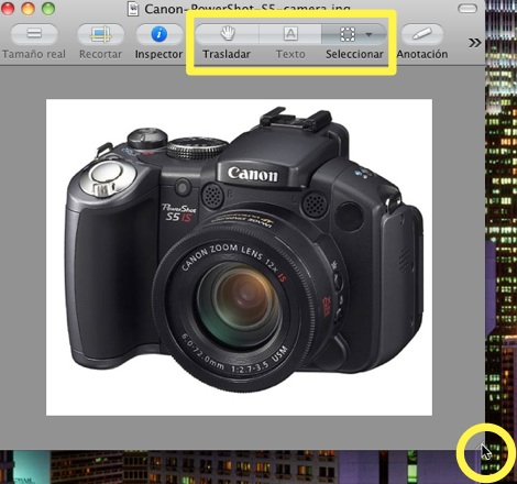 Quitar fondo imagenes con Vista Previa Mac 2 Elimina el fondo de una imagen en Mac