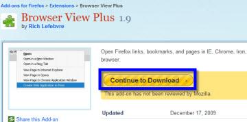acceder exploradores Acceder a varios navegadores desde Firefox