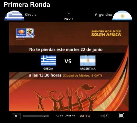 Argentina vs Grecia en vivo - argentina-grecia-en-vivo-mundial