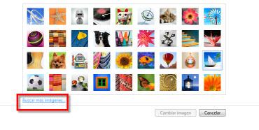 Cambiar imagen de usuario en Windows - cambiar-imagen