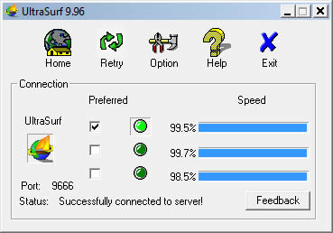 cambiar ip Cambiar de IP con UltraSurf