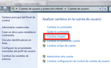 Cambiar imagen de usuario en Windows - cuenta-usuario-windows