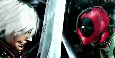 deadpool dante Marvel Vs Capcom 3, segundo teaser trailer lanzado
