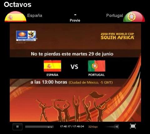 España vs Portugal en vivo - espana-portugal-en-vivo-mundial