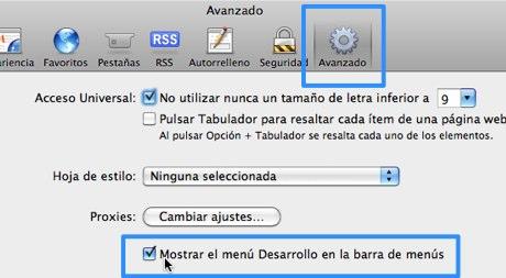 extensiones safari 5 Cómo activar extensiones de Safari 5