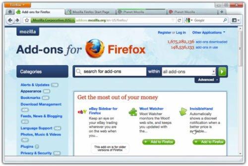 Descarga Firefox 4.0 preBeta 1 - firefox4-init