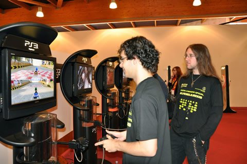 Gamelab 2010, Festival del ocio interactivo - gamelab-2010-gijon