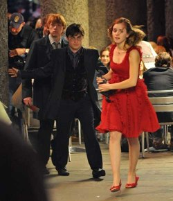 harry potter reliquias muerte Nuevo trailer Harry Potter en premios MTV