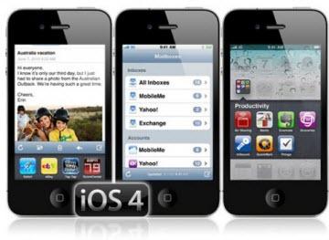Mas de 1.5 millones de iPhones 4 vendidos - iPhone-4