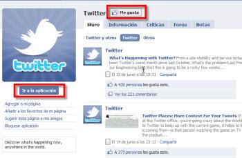 Como vincular tu cuenta de Twitter con Facebook - ir-a-la-aplicacion-twitter