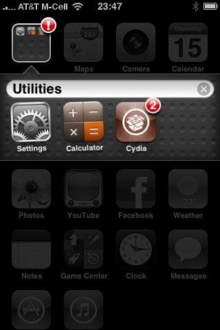 Jailbreak para el iPhone OS 4 logrado - jailbreak-iphone-4