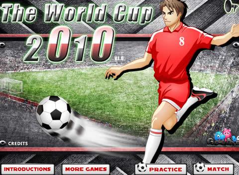 Juegos de futbol, World Cup 2010 - juegos-futbol