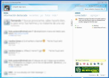 Descargar Windows Live Essential Beta - messenger-live-beta