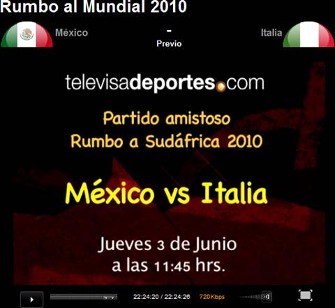 Mexico vs Italia en vivo - mexico-italia-online