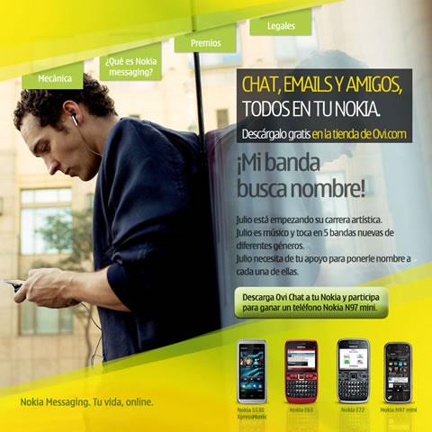 Gana un Nokia N97 Mini - mi-banda-busca-nombre-nokia