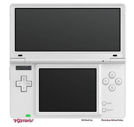 Posible Nintendo 3DS ? - nintendo-3ds-e3-2010