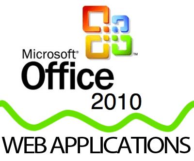 office 2010 web applicatioss Microsoft Office Web Apps por fin disponible
