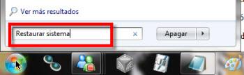 Crear un punto de restauracion en Windows 7 - restaurar-sistema
