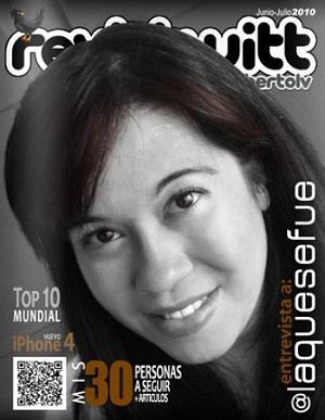 Revista Twittera, Edición Junio-Julio 2010 - revista-twittera-junio-julio-2010.png