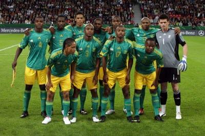 seleccion sudafrica 20101 Grupo A, Mundial Sudafrica 2010