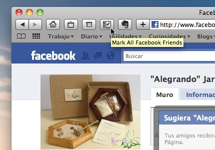 Como seleccionar todos tus amigos en Facebook - seleccionar-todos-amigos-facebook-1
