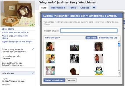 seleccionar todos amigos facebook Como seleccionar todos tus amigos en Facebook