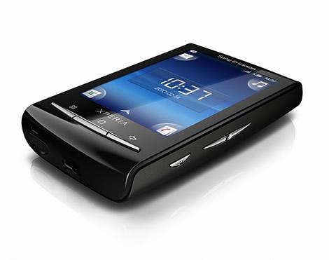 Sony Xperia X10 se actualizará a Android 2.1 - sony-xperia-x10-mini
