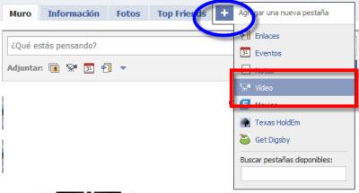 Como subir videos a Facebook - subir-videos-facebook