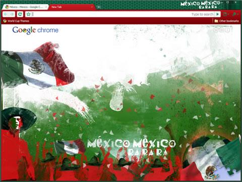 Temas chrome del mundial sudáfrica 2010 - temas-chrome-mundial-futbol