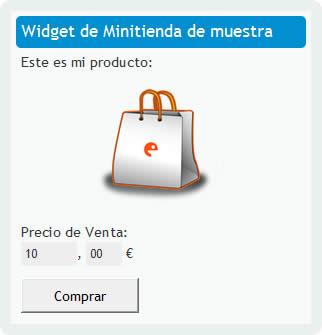 Vender en internet fácilmente con Codeeta Widgets - tienda-en-linea-codeeta