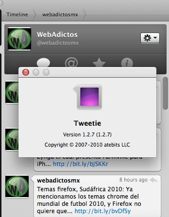 Tweetie para Mac se actualiza y ahora es gratis - tweetie-para-mac-1.2.7